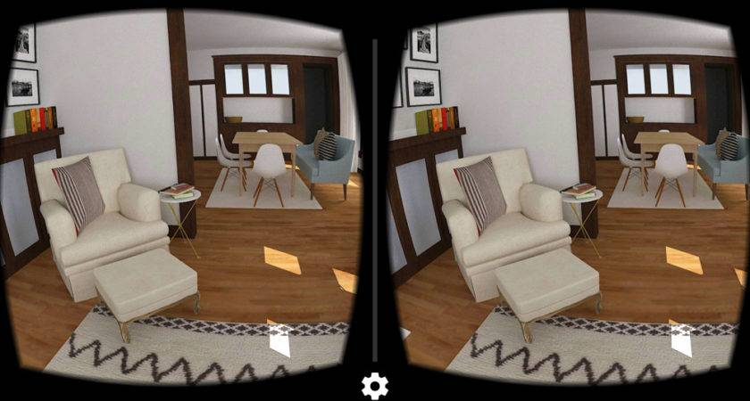 Preview Your Interior Design Virtual Reality