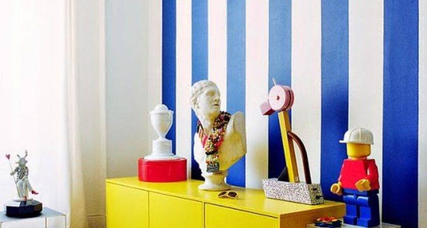Primary Colors Modern Design Claire Brody Designs