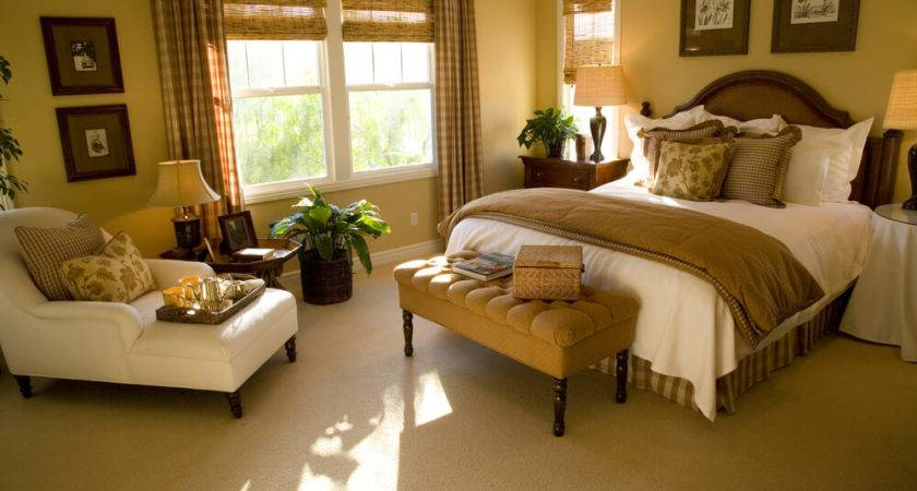 Professionally Decorated Master Bedroom Designs Photos