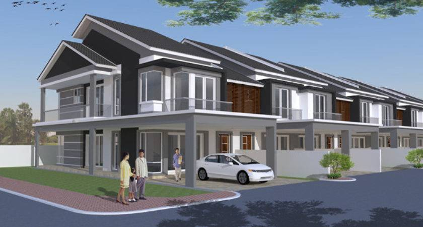 Project Development Portfolio Architect Ipoh House