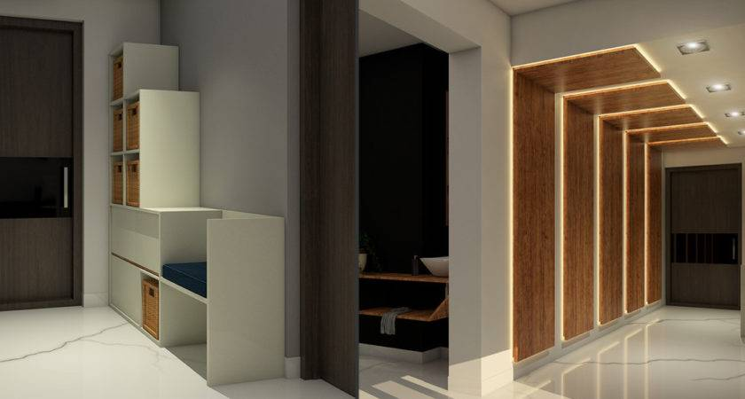 Project Showcase Apartment Within Walls