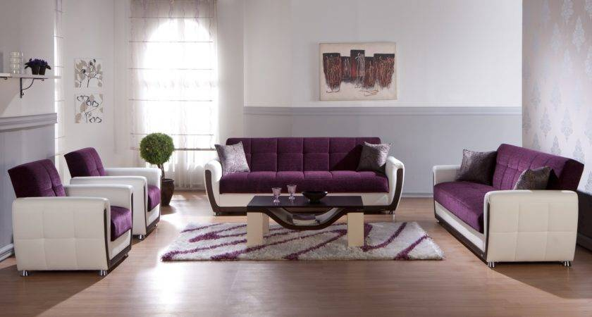 Purple Living Room Accessories Balance Fresh