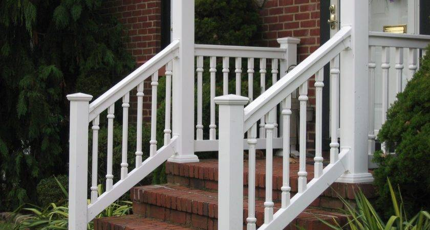 Pvc Porch Railings Posts
