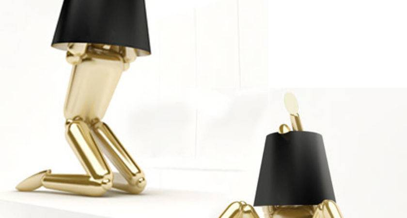Quirky Funky Modern Table Lamps