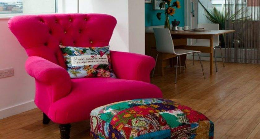 Red Small Accent Chairs Living Room Doherty