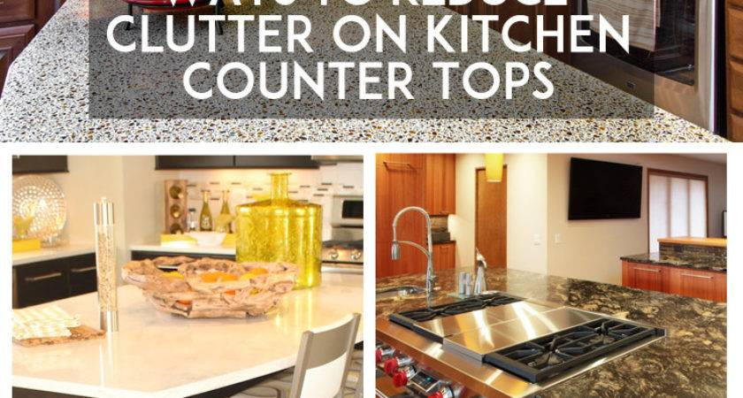 Reduce Clutter Home Design