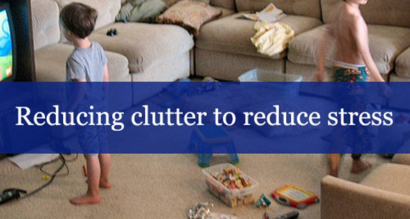 Reducing Clutter Work