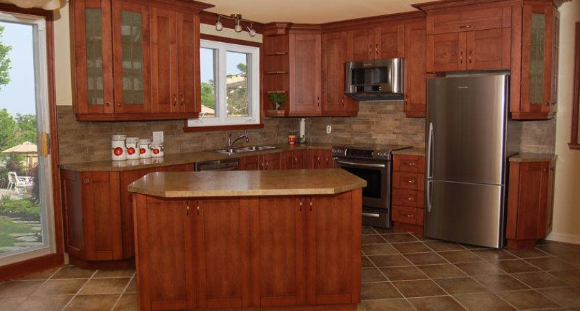 Remodeling Very Small Shaped Kitchen Design