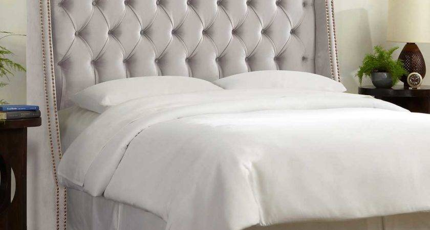 Romantic White Upholstered Ideas Including Enchanting