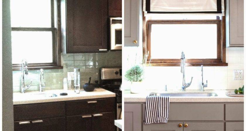 Rosa Beltran Design Diy Painted Tile Backsplash