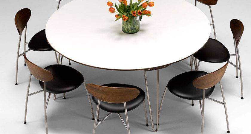 Round Dining Table Kobe
