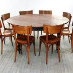 Round Dining Tables People