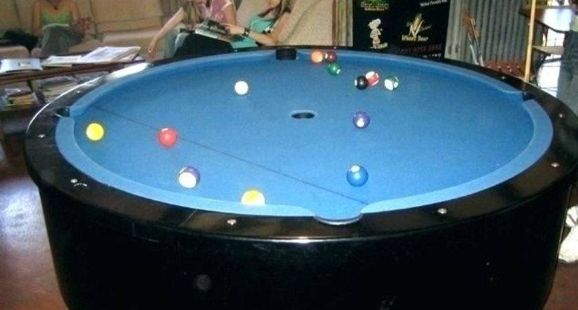 Round Pool Table Collect Idea Tables Sale