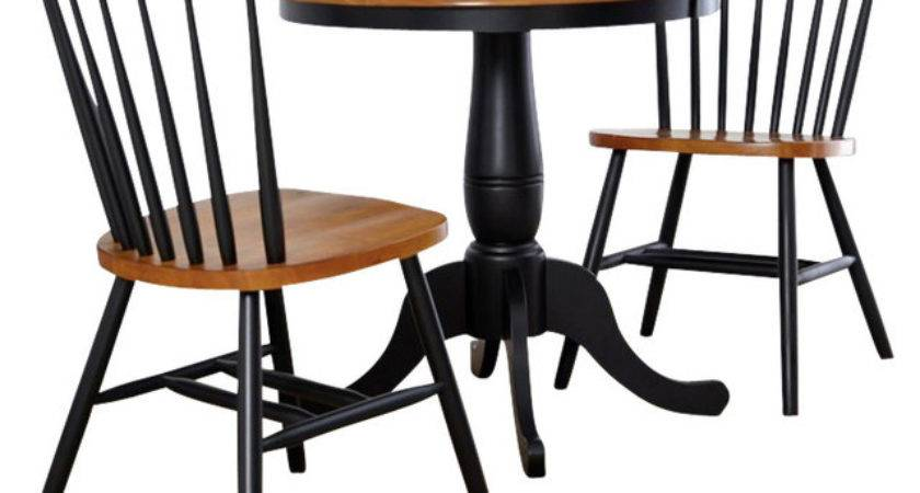 Round Table Copenhagen Chairs Piece Set
