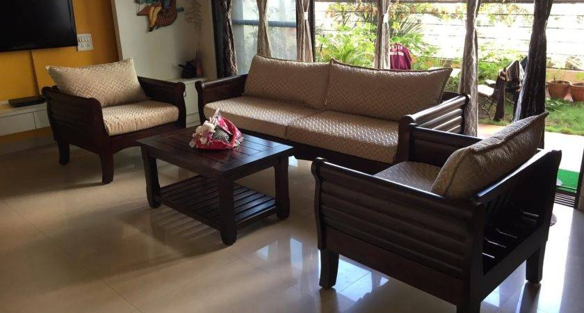 Royal Authentic Wooden Maurya Sofa Rightwood Furniture