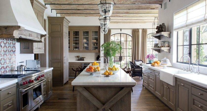 Rustic Farm Kitchens Kitchen Victorian Double Hung