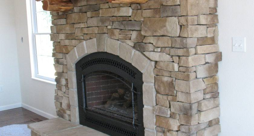 Rustic Fireplace Ideas Decorating Wood Mantels Home