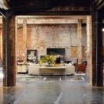 Rustic Industrial Square Designs