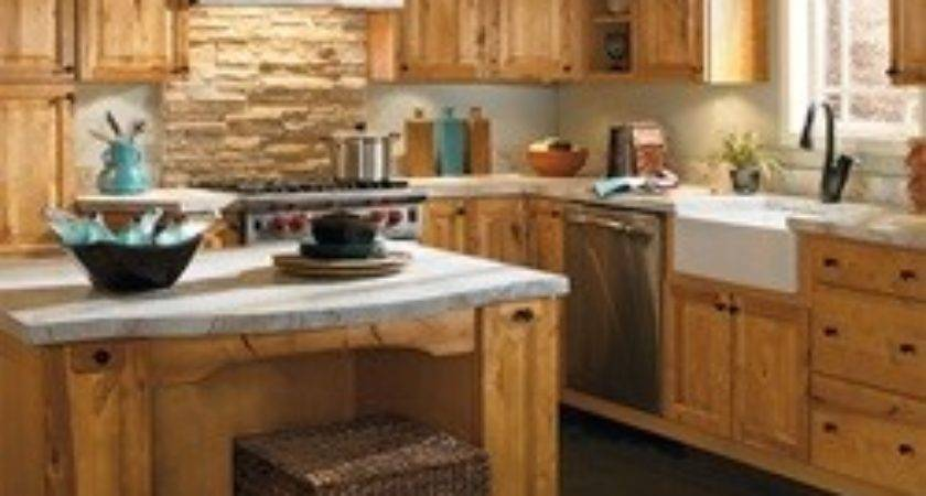 Rustic Kitchen Aristokraft Featured Masterbrand