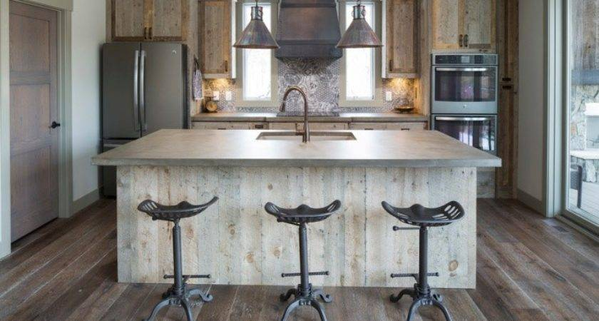 Rustic Kitchen Designs Ideas Design Trends