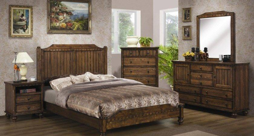 Rustic Style Master Bedroom Design Decor Kitchentoday