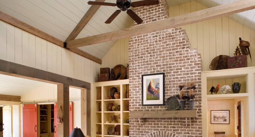 Rustic Vaulted Ceiling House Plans