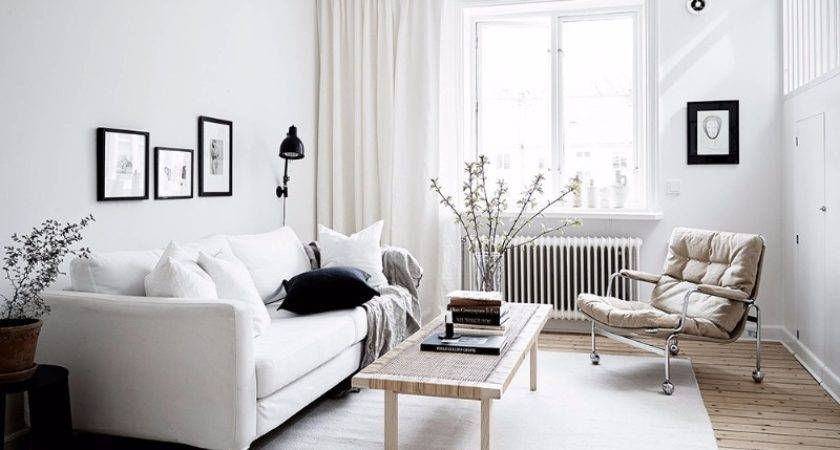 Scandinavian Design Get Know All White Project