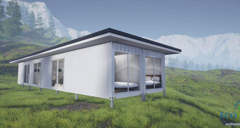 Sch Three Bedroom Container Home Eco Designer