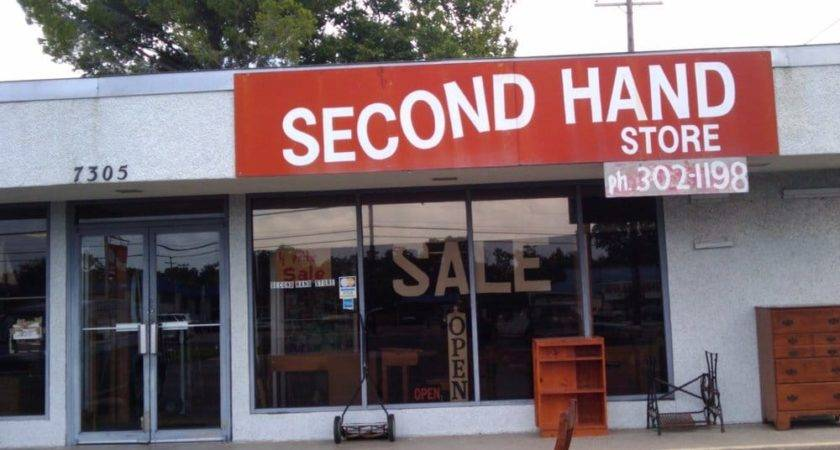 Second Hand Store Furniture Stores Burnet