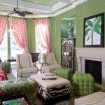 Shades Green Verdant Spring Decorating Palette