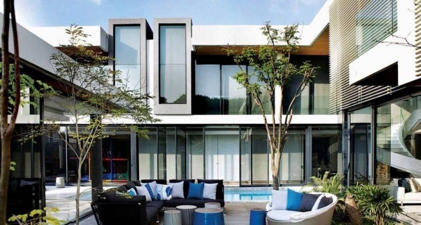Shaped House Designs