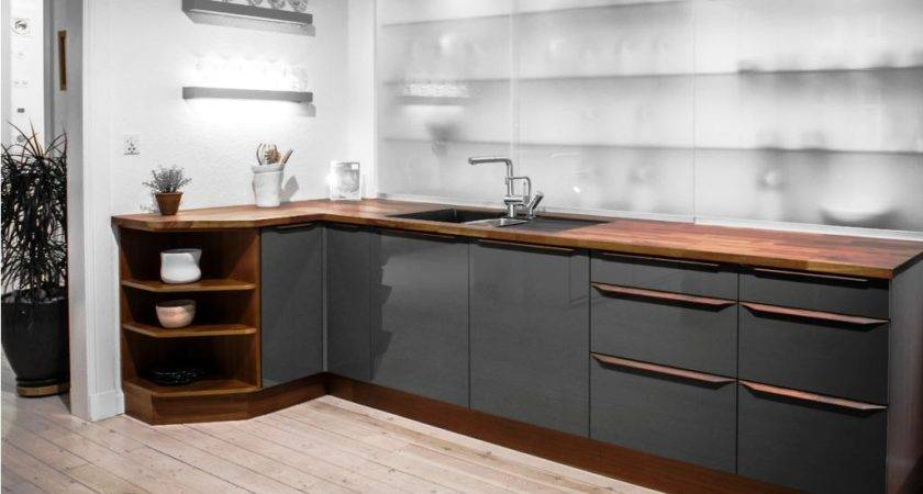 Shaped Kitchen Design Small Kitchens Home