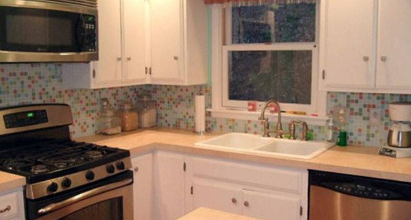 Shaped Kitchen Designs Visible Room