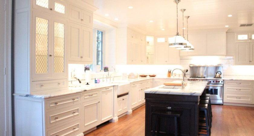 Shaped Kitchen Ideas Cooking Enthusiast Homesfeed