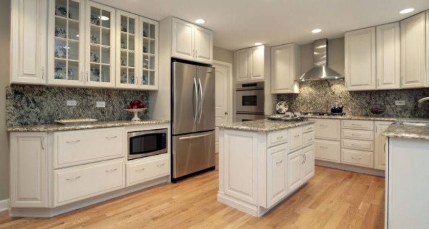 Shaped Kitchen Layouts Design Ideas