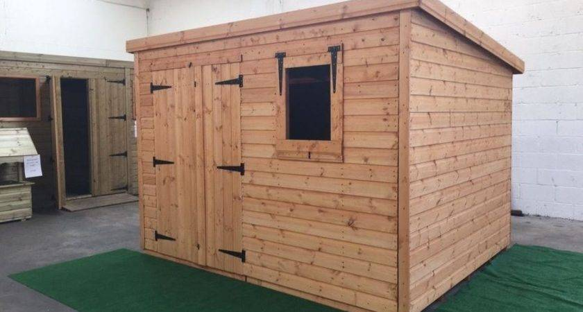 Shed Summer House Sale Now Heads