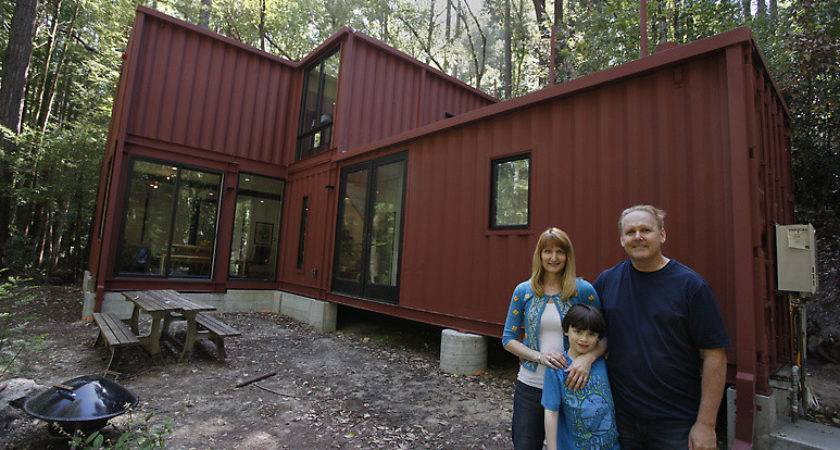 Shipping Container Home Design Ideas