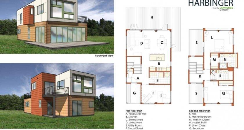 Shipping Container Homes Floor Plans House Design