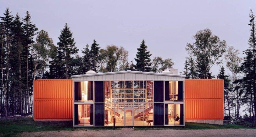Shipping Container Homes Maine House Design