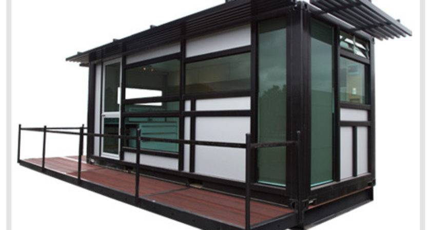 Shipping Container Homes One Cool Habitat Auckland New