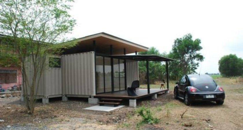Shipping Container Homes Simple Home