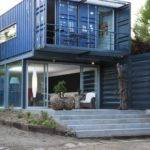 Shipping Container Homes Two Story House