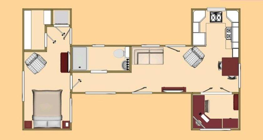 Shipping Container House Floor Plans Modern Modular