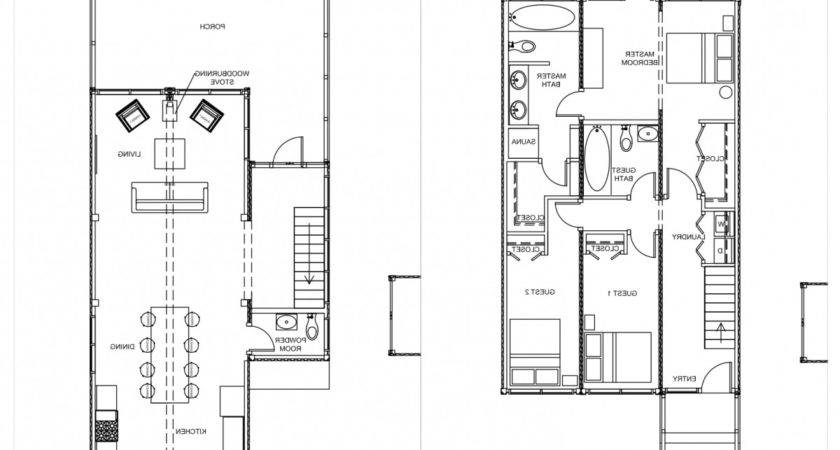 Shipping Container House Plans Escortsea