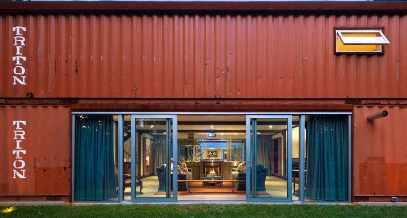 Shipping Container Houses Kinney Architecture