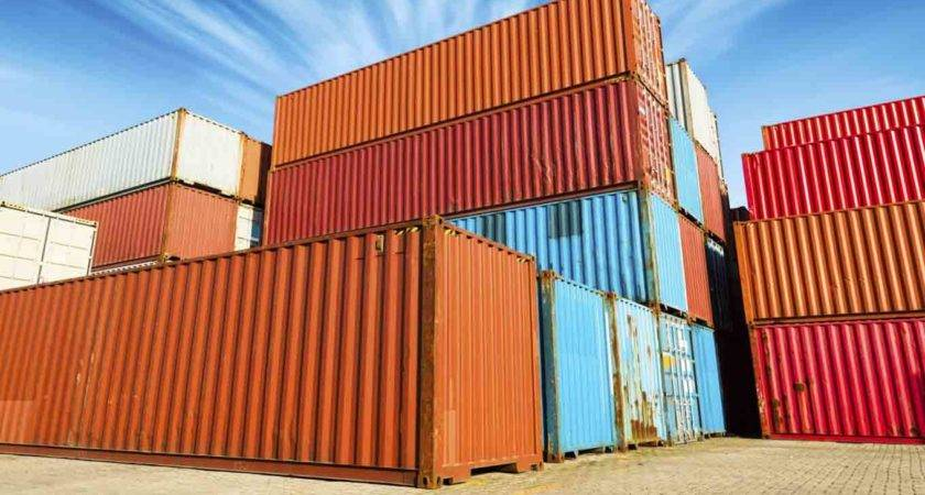 Shipping Containers Floating Threat They Spread Pests