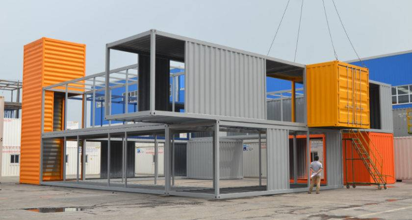 Shipping Containers Office Building Album Categories