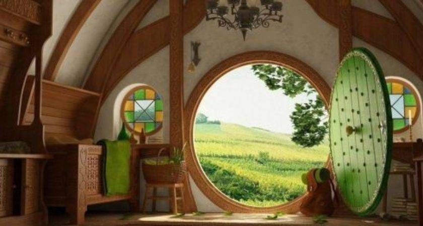 Shire Lord Rings Hobbit House Pieces