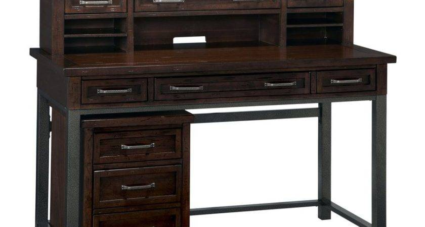 Shop Home Styles Cabin Creek Chestnut Student Desk
