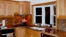 Show Kitchen Bay Windows Above Sink